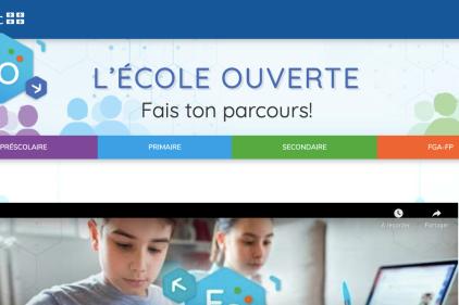 Éducation: Québec lance sa plateforme en ligne