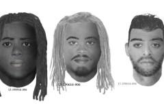 Trois suspects d'un meurtre non résolu à LaSalle recherchés