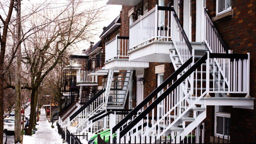 La COVID-19 pourrait brouiller le paysage locatif à Montréal
