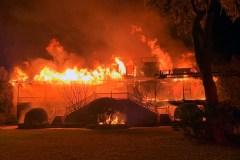 La maison du golfeur Davis Love III est détruite par un incendie
