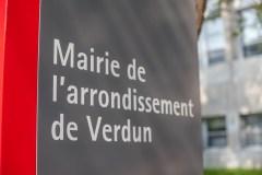 L'arrondissement de Verdun change de nom
