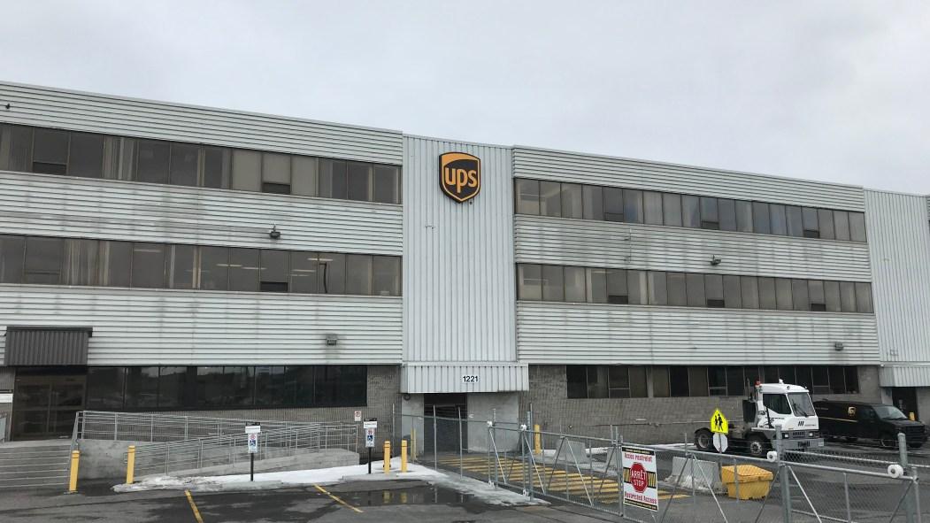 UPS Lachine