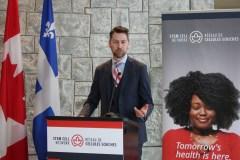 Le Réseau de cellules souches subventionne deux projets de recherche à l'Hôpital Maisonneuve-Rosemont