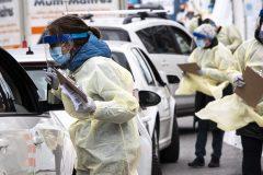 Coronavirus: la pandémie installée dans tous les arrondissements de  Montréal