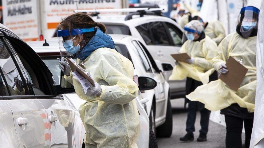 Coronavirus: manque «flagrant» d'équipements partout dans le réseau de la santé