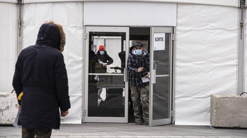 Coronavirus: une «excellente note» pour le Québec, avec certains bémols