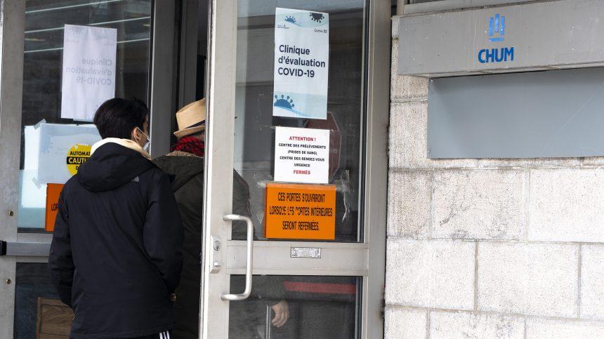 Plus de 40% des cas de coronavirus concentrés dans le Centre-Ouest de Montréal