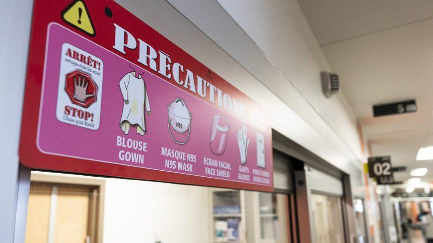 COVID-19: l'Hôpital général juif prêt à affronter «la pire des crises»