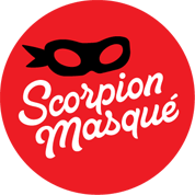 logo scorpionmasque
