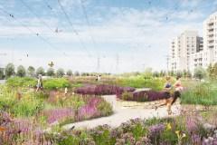 Le projet de corridor de la biodiversité à Saint-Laurent remporte un prix