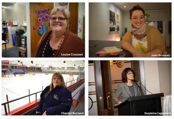 Ces femmes qui incarnent Pointe-aux-Trembles et Montréal-Est