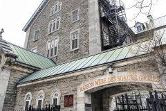 Des centaines d'étudiants évincés des résidences étudiantes de l'Université Concordia