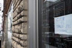 COVID-19: les entreprises montréalaises s'en tirent mieux selon un sondage
