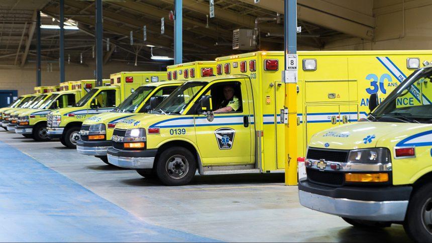 Urgences-santé: «C'est le calme avant la tempête»