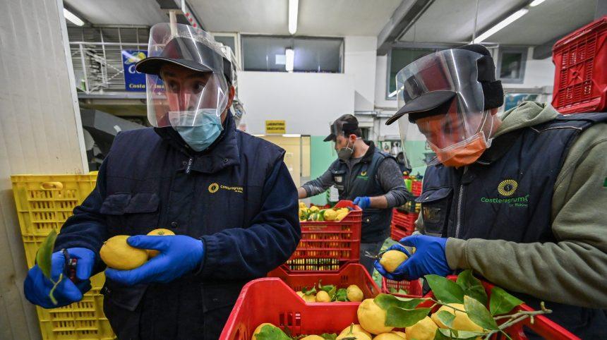 Virus en Italie: les experts préconisent un déconfinement prudent