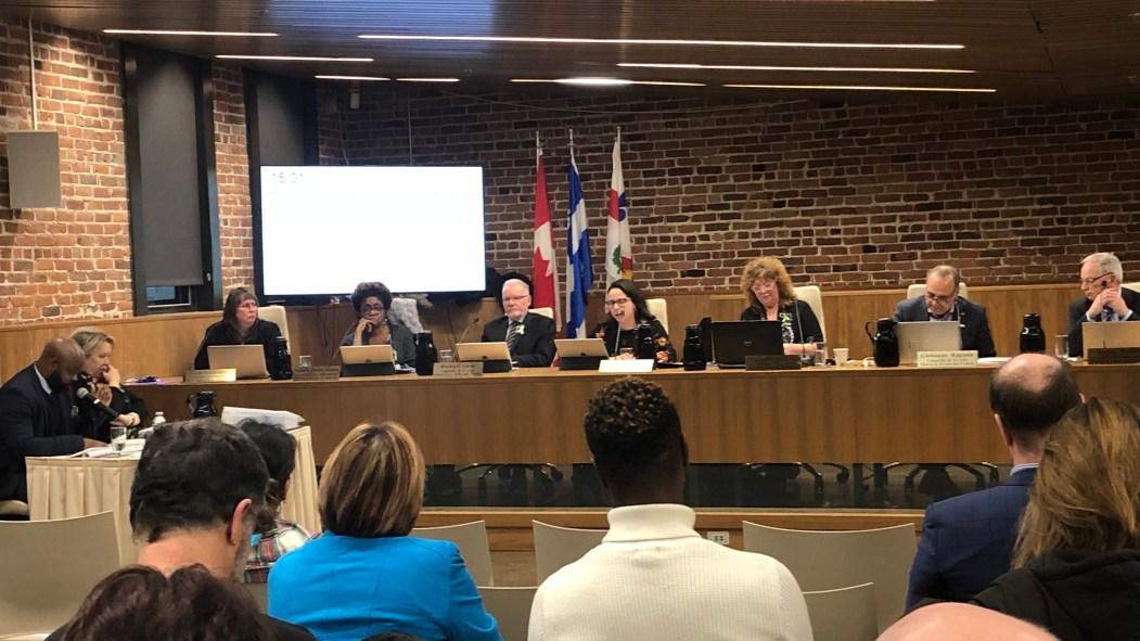 conseil d'arrondissement RDP-PAT
