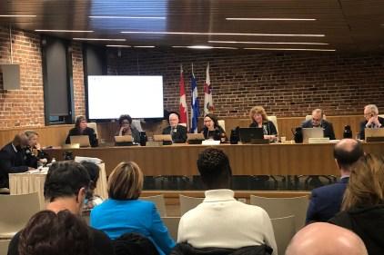 Coronavirus: le conseil d'arrondissement de RDP-PAT sera fermé au public
