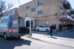 Coronavirus: un message multilingue pour sensibiliser à Montreal-Nord
