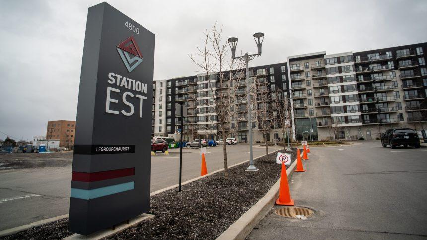 Un cas de COVID-19 dans une résidence de l'est de Montréal