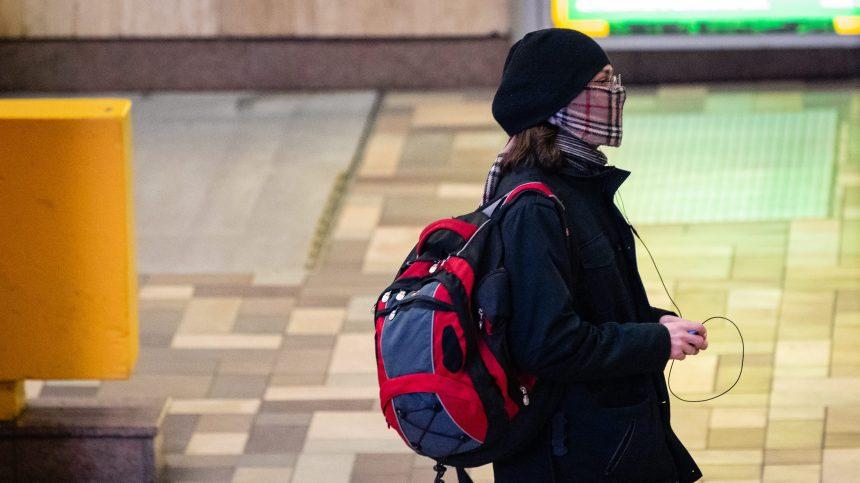 L'opposition réclame le masque obligatoire dans le métro