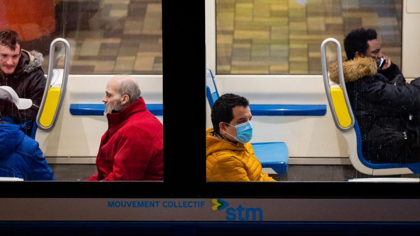 Vers l'obligation du masque dans le transport en commun