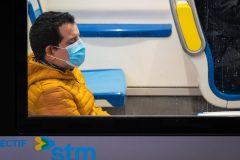 Déconfinement: la STM distribuera des masques aux usagers