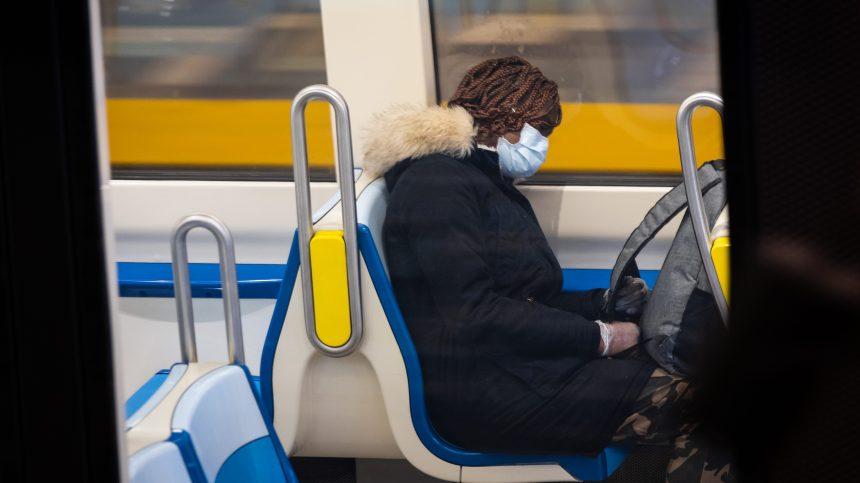 Port du masque obligatoire: sensibiliser plutôt que sévir dit la STM