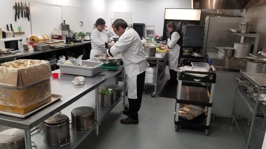 1500 repas seront distribués quotidiennement aux itinérants à Montréal