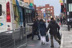 Des corridors de sécurité s'étendront dans tous les coins de Montréal