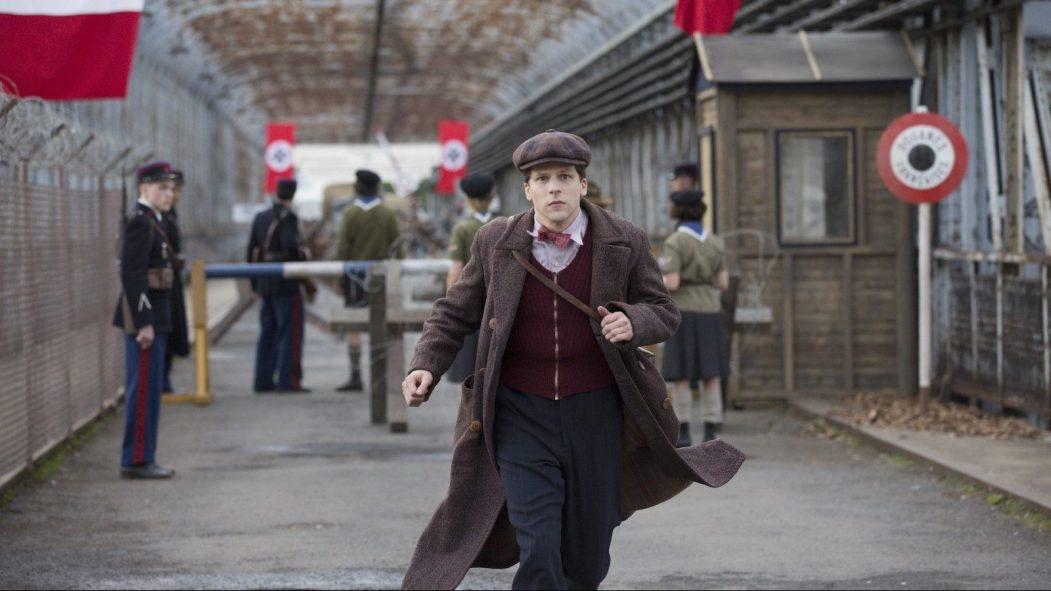 Jesse Eisenberg dans «Resistance»