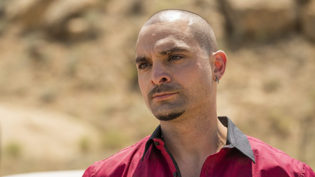 Michael Mando est Nacho Varga dans «Better Call Saul»