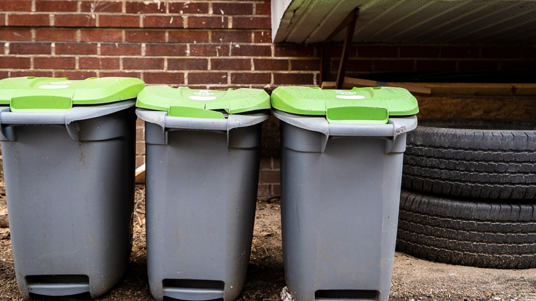 coronavirus contenants consignés bacs de recyclage