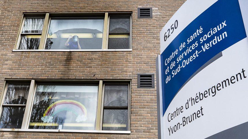 CHSLD Yvon-Brunet: plus de 70% des résidents infectés par la COVID-19