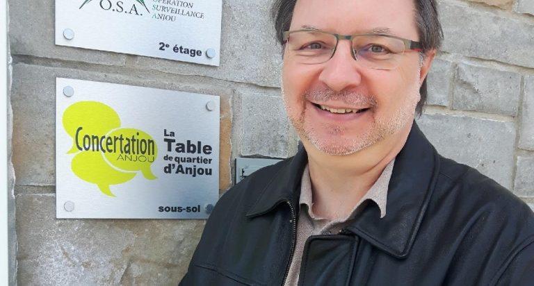 Nouvelle direction pour la table de quartier Concertation Anjou