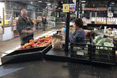 Les commerçants du marché Jean-Talon toujours au poste