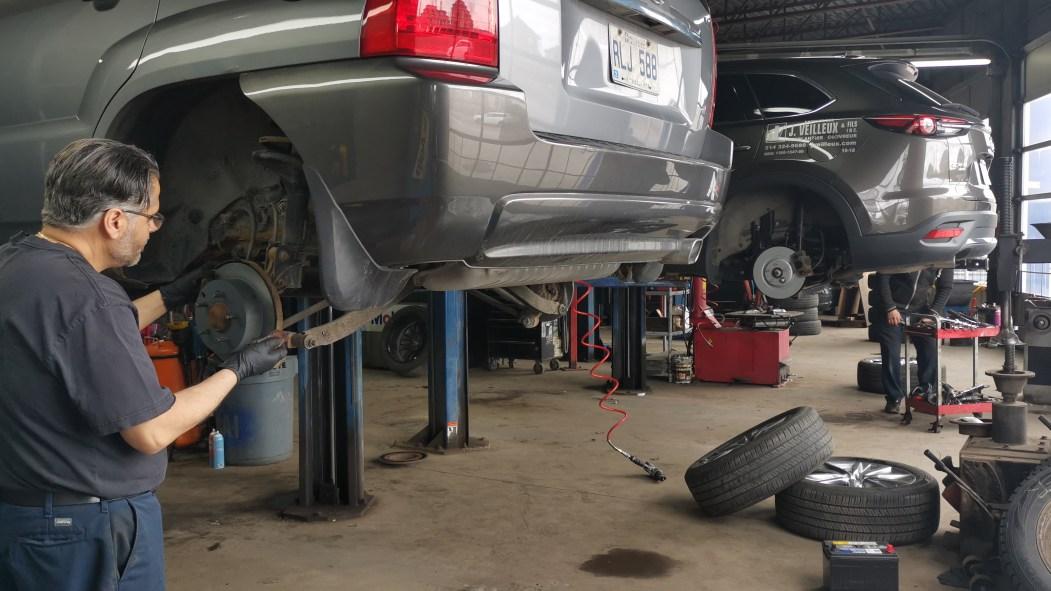 garages ouvrent leur porte crise coronavirus