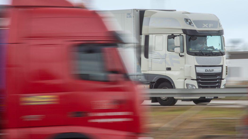 Des camionneurs craignent un accès difficile à des toilettes.