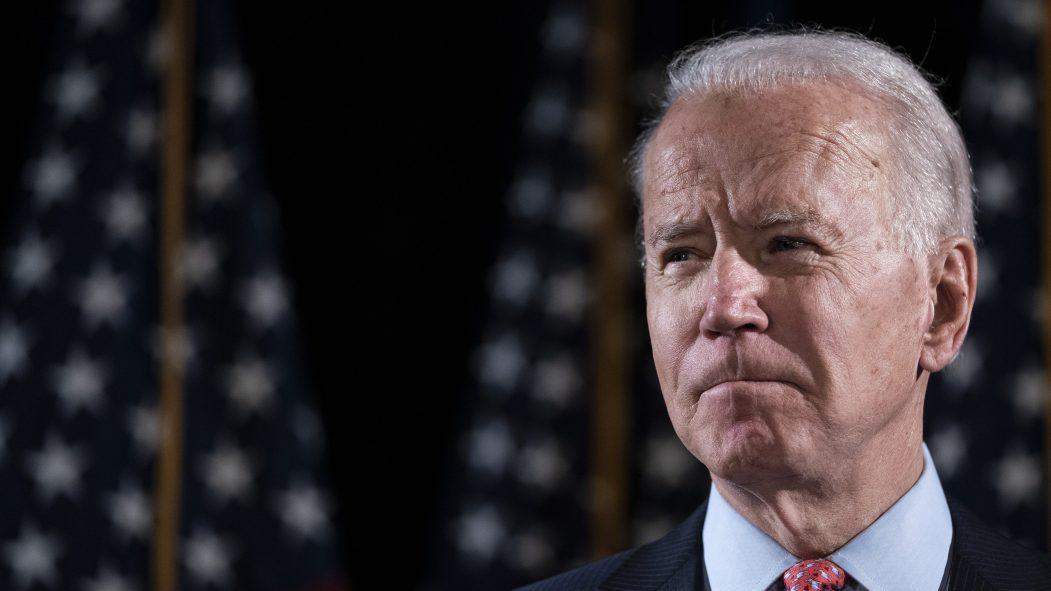 Joe Biden accusé d'agression sexuelle