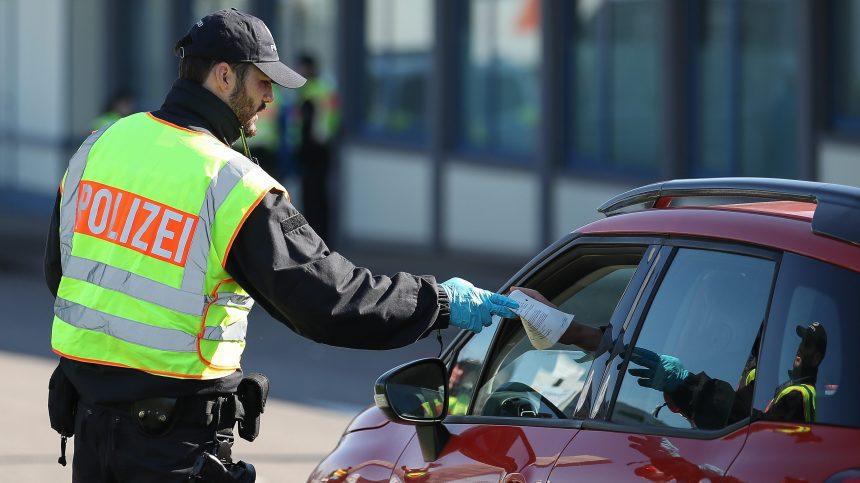 Coronavirus: l'Allemagne condamne des actes anti-français dans les zones frontalières