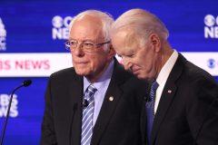 Bernie Sanders annonce soutenir son ancien rival Joe Biden