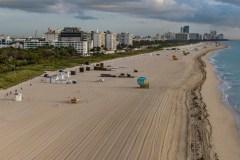 Coronavirus: la Floride ordonne le confinement général