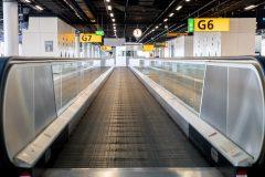 Coronavirus: le trafic aérien passager au plus bas depuis le 11-Septembre