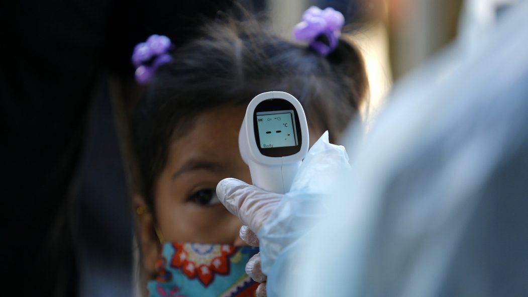 Coronavirus: inquiétudes après des complications inflammatoires chez les enfants