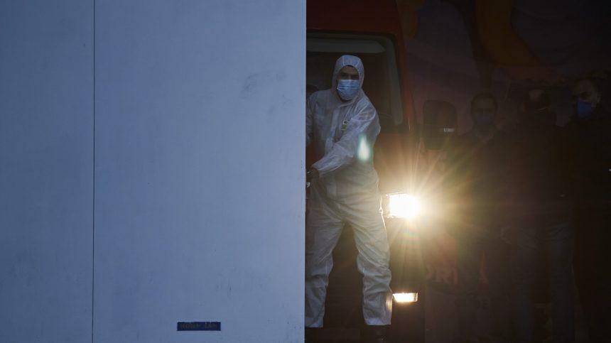 Coronavirus: plus de 120 000 morts dont 70% en Europe