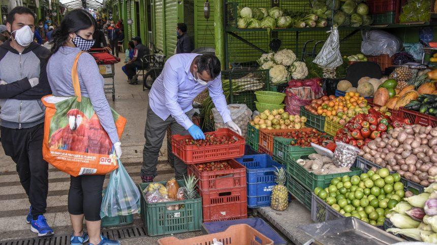 Coronavirus: les problèmes logistiques menacent la sécurité alimentaire