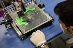 Le coronavirus relance de la 4e révolution industrielle avec l'impression 3D