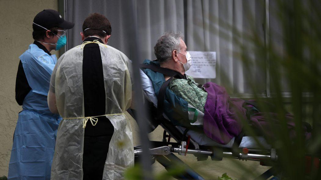 Près de 10 000 décès liés au coronavirus dans le monde en 24h
