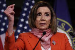 Nancy Pelosi soutient Joe Biden pour la présidentielle américaine
