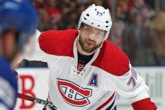 L'ancien défenseur du Canadien Andrei Markov accroche ses patins