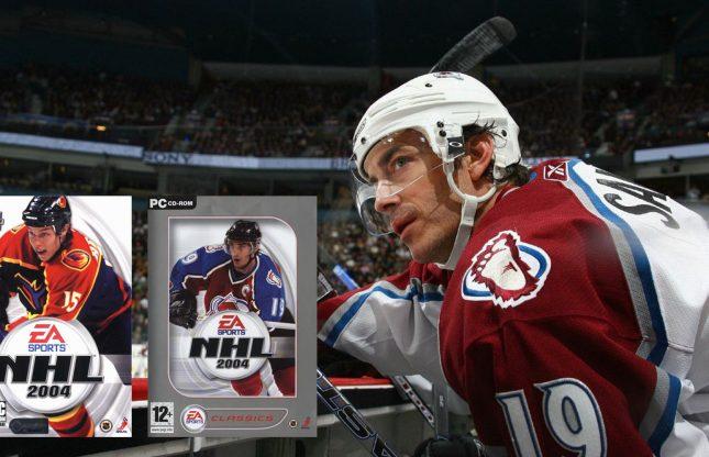 La malédiction du jeu NHL 04